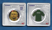 England Robert Green West Ham United 2 (E)